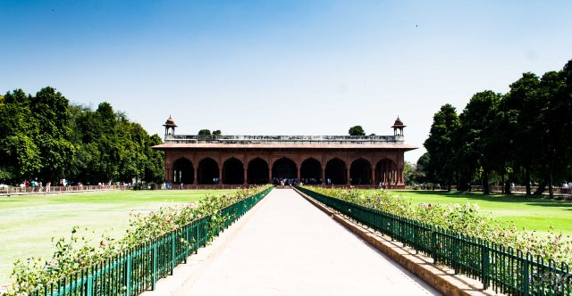 Diwan E Aam, Red Fort, India