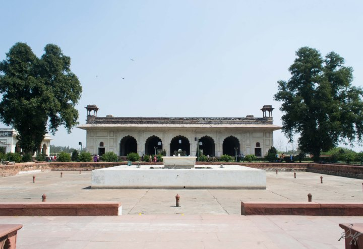 Khaas Mahal, Red Fort, India