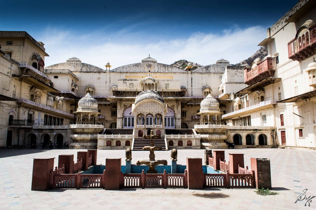 City Palace, Alwar, Rajasthan
