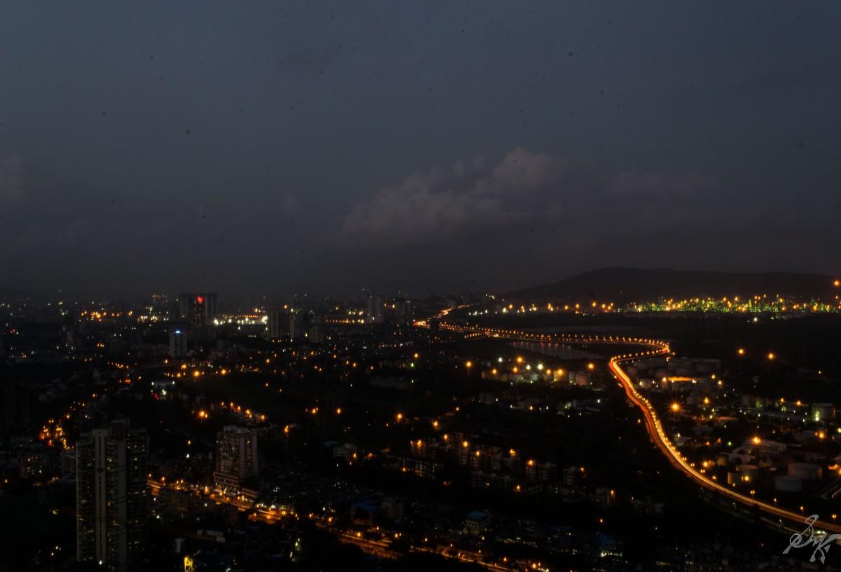 Mumbai Nightscape Encore
