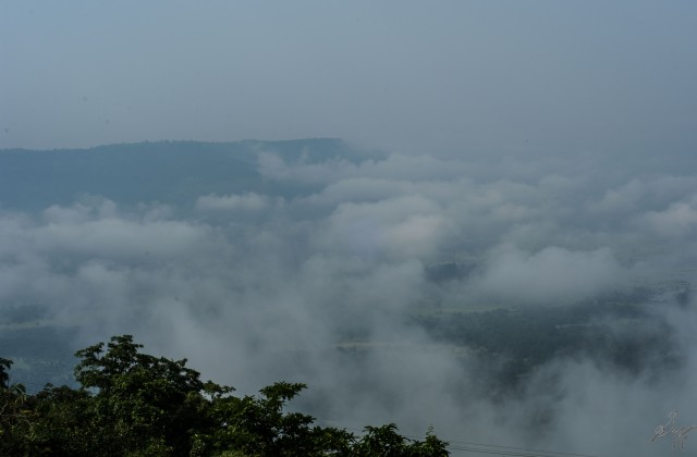 Clouds enroute to Diveagar