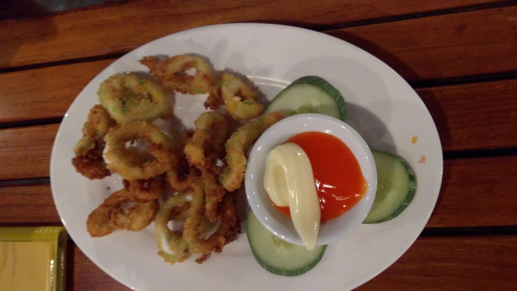 Fried Calamari, Hoi An