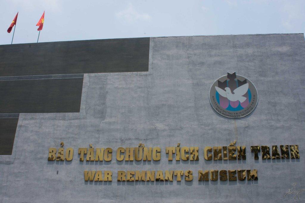 The War Remnants Museum, Saigon