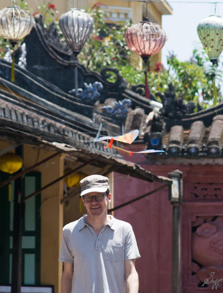 Flying objects, Hoi An