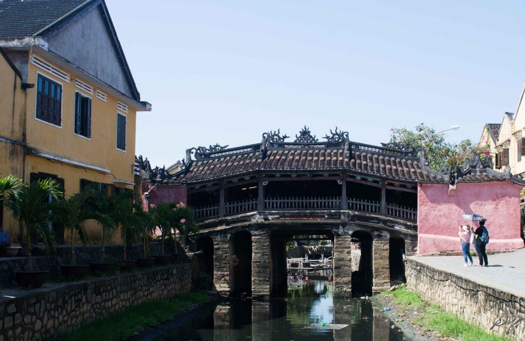 The Japanese Covered Bridge, Hoi An