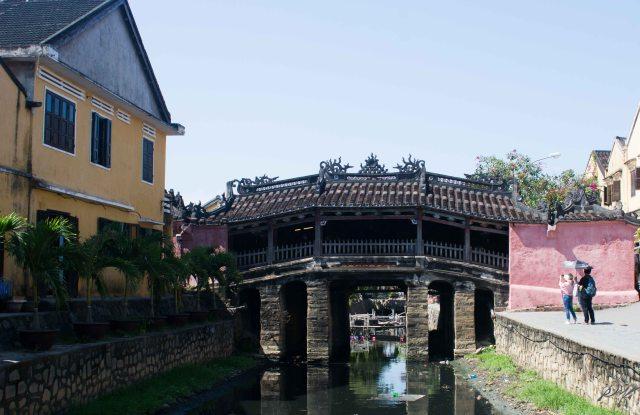 The Japanese Covered Bridge, Hoi An