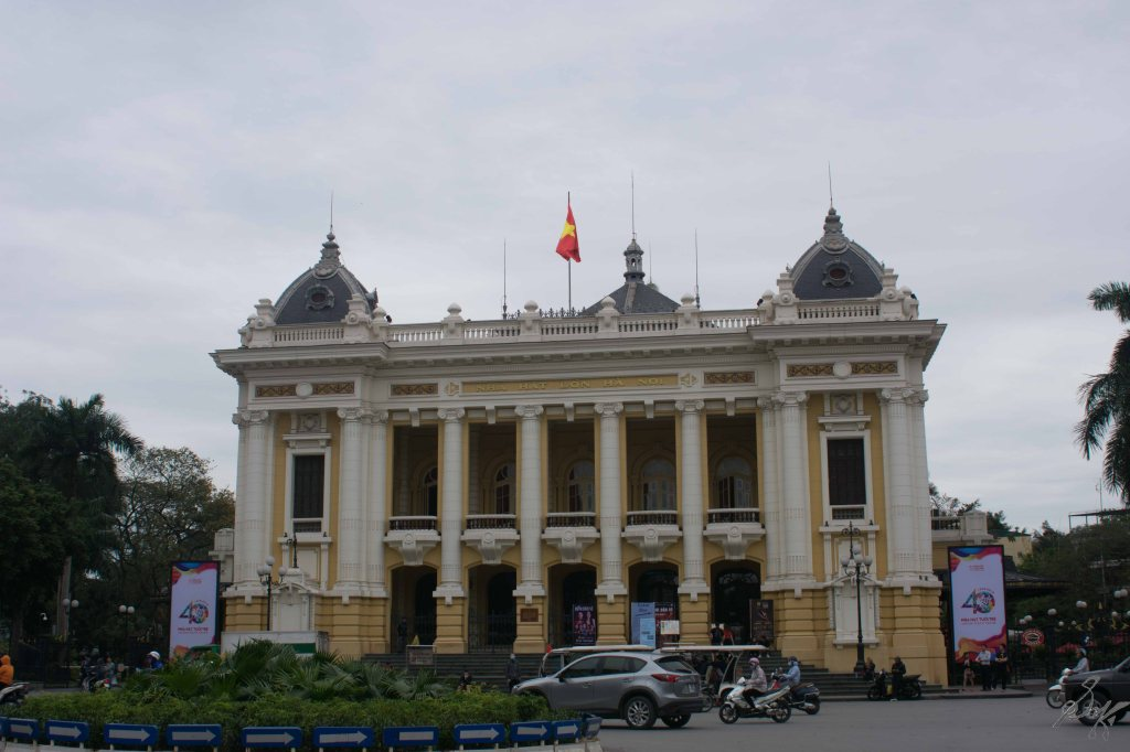 The Opera House, Hanoi, Vietnam