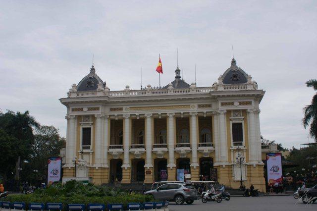 The Opera House, Hanoi, Vietnam