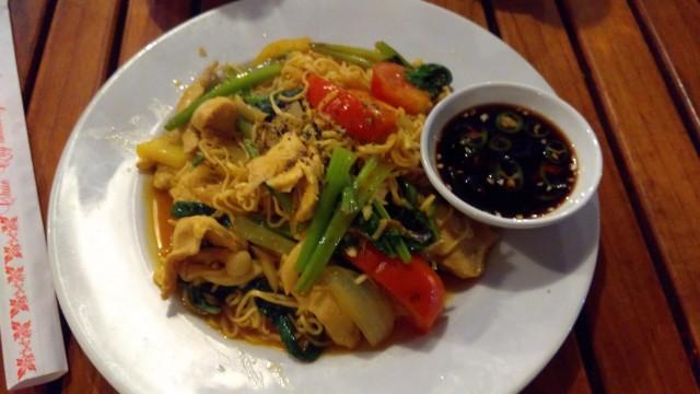 Chicken Ramen Noodles, Hoi An
