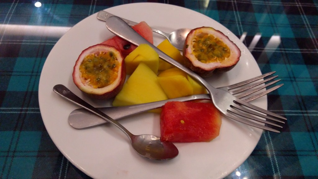 Fruit Platter at Hoi An