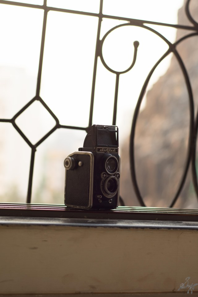 A TLR Camera, Mumbai, India